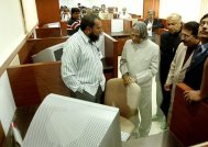 Dr Ahmed was inspired by people's president, Dr APJ Abdul Kalam.