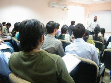 Class room 2009
